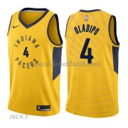 Barn NBA Tröja Indiana Pacers 2018 Victor Oladipo 4# Statement Edition..